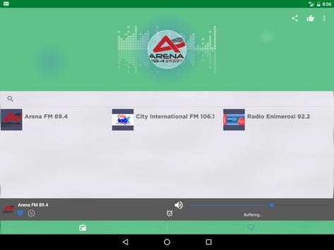 Free Greece Radio AM FM screenshot 7