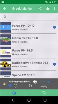 Free Greece Radio AM FM screenshot 1