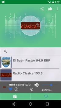Free El Salvador Radio AM FM apk screenshot