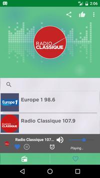 Free France Radio AM FM screenshot 2