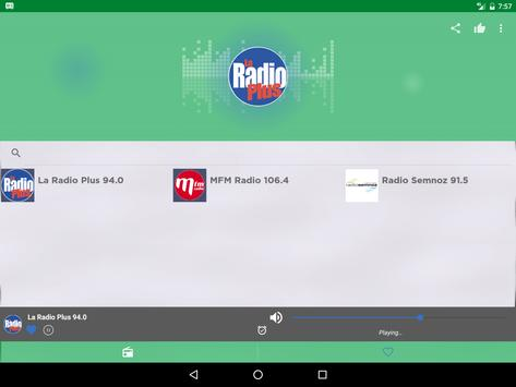 Free France Radio AM FM screenshot 7