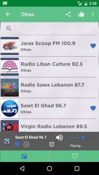 Free Lebanon Radio AM FM screenshot 1