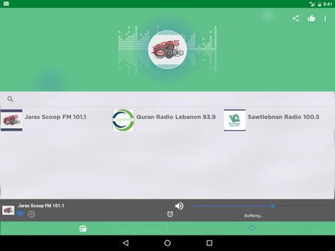 Free Lebanon Radio AM FM screenshot 7