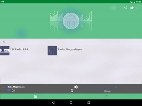 Free Mozambique Radio AM FM apk screenshot