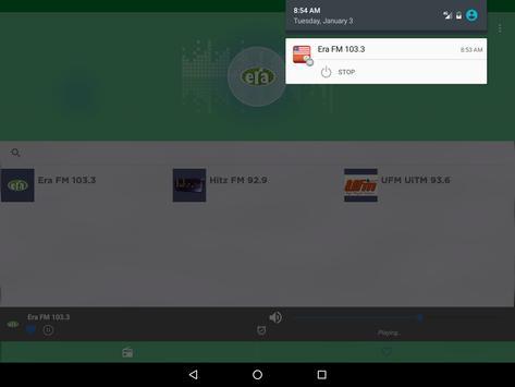 Free Malasya Radio AM FM screenshot 8