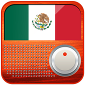 Free Mexico Radio Offline icon