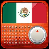 Free Mexico Radio Offline icon