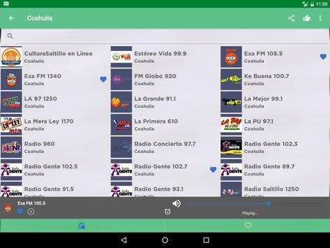 Free Mexico Radio Offline screenshot 6
