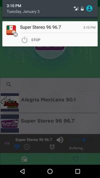 Free Mexico Radio Offline apk screenshot