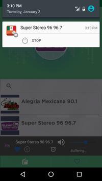Free Mexico Radio Offline screenshot 2