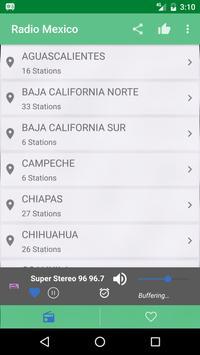 Free Mexico Radio Offline screenshot 3