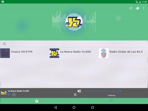 Free Nicaragua Radio AM FM screenshot 7