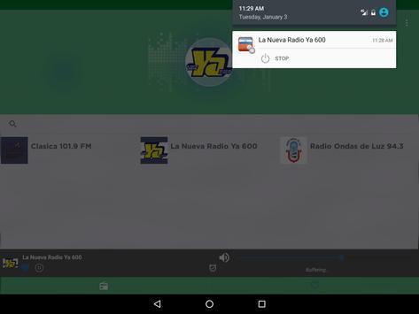 Free Nicaragua Radio AM FM screenshot 8