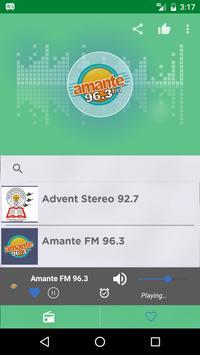 Free Nicaragua Radio AM FM screenshot 2