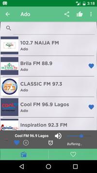 Free Niger Radio AM FM screenshot 1