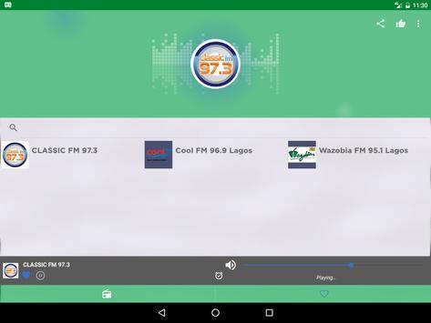 Free Niger Radio AM FM screenshot 7