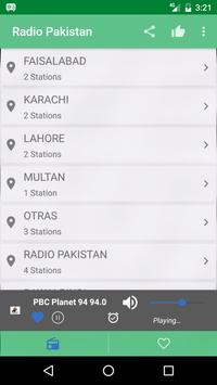 Free Pakistan Radio AM FM poster