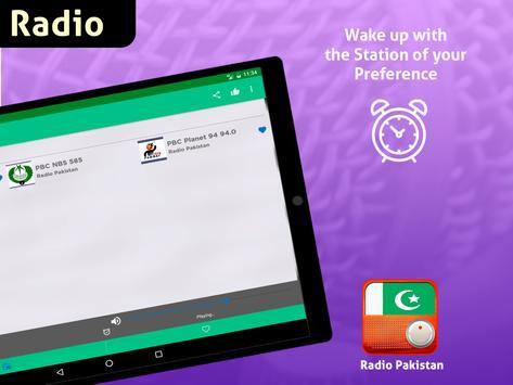Free Pakistan Radio AM FM screenshot 12