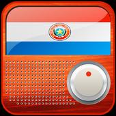 Free Paraguay Radio AM FM icon