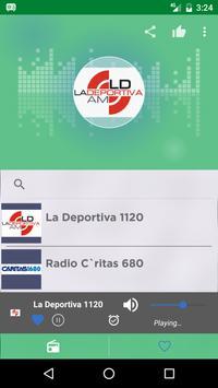 Free Paraguay Radio AM FM screenshot 2