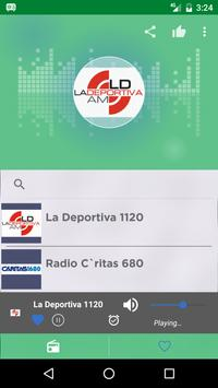 Free Paraguay Radio AM FM apk screenshot