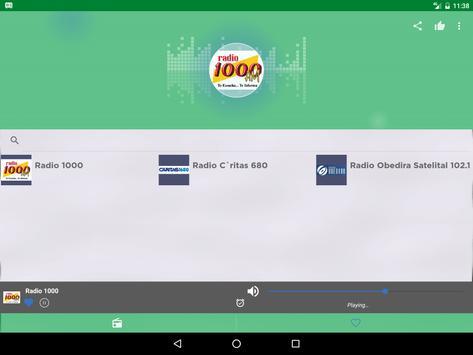 Free Paraguay Radio AM FM screenshot 7