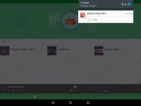 Free Puerto Rico Radio AM FM screenshot 8
