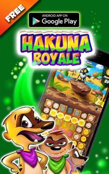 Hakuna Royale - Chain Match 3 screenshot 4