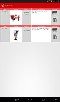 Lee's Tools For Multiquip screenshot 5