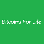 Bitcoins For Life icon