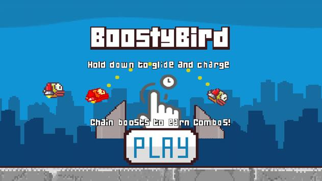Boosty Bird poster