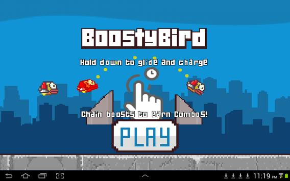 Boosty Bird apk screenshot