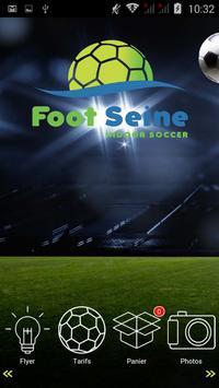 Foot Seine poster