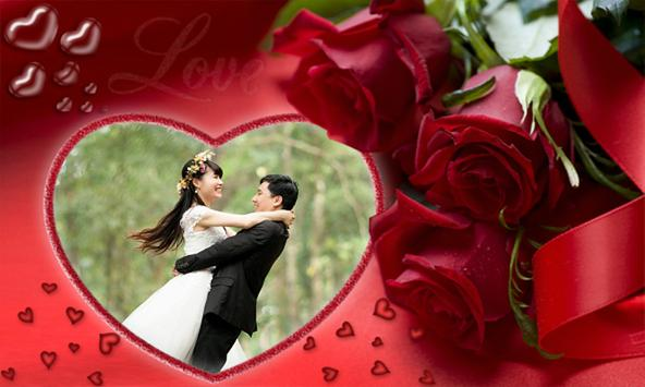 Valentine Photo Frames apk screenshot