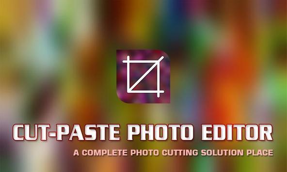 Cut-Paste Photo Editor screenshot 1