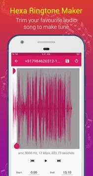 MP3 Cutter and Ringtone Maker apk screenshot