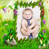 Kids Photo Frames icon