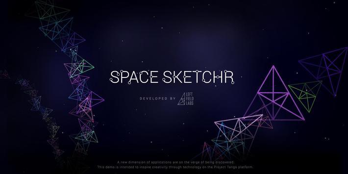 Space Sketchr poster