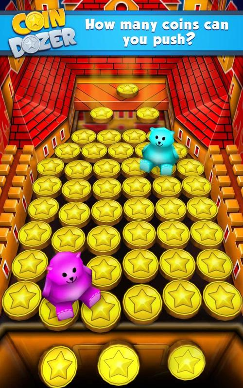 Coin Dozer Free Games