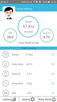 1byone wellness 2.0 apk screenshot