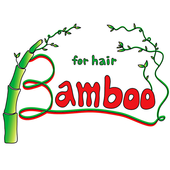 for hair Bamboo icon