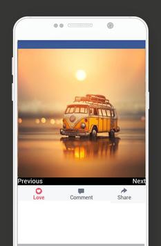 Fb lite - Less blu apk screenshot
