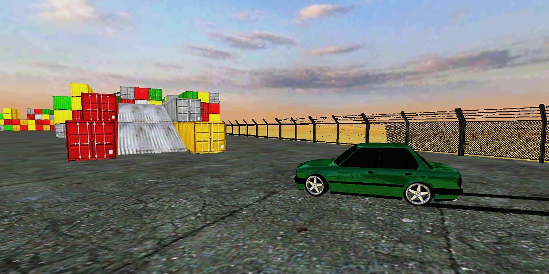 E30 M3 Drift In Ramp Simulator 2018 2