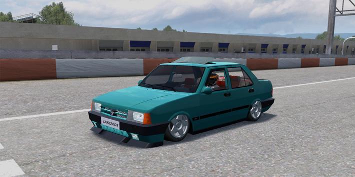 Şahin The King YanYan Drift Simulator screenshot 2