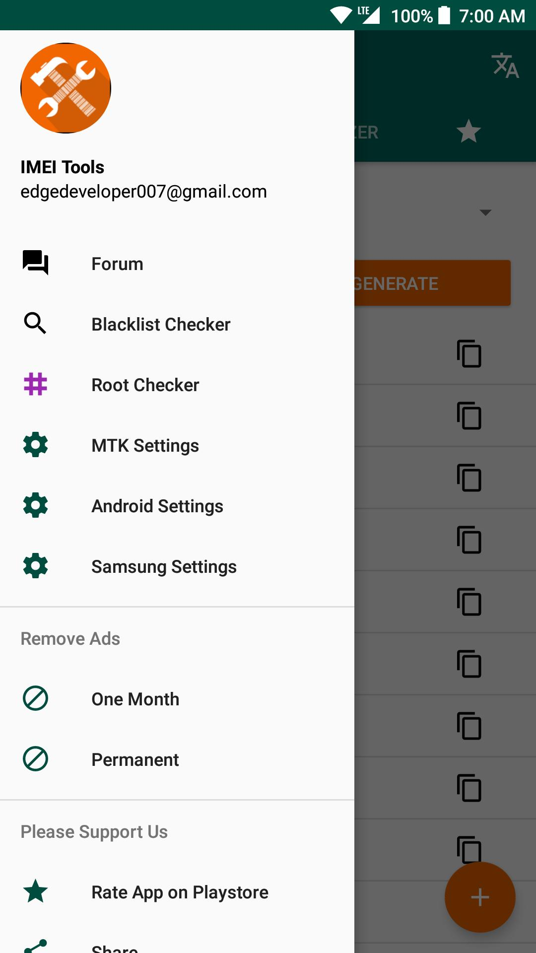 Samsung imei fix apk | Real imei Change for Android  2019-05-23