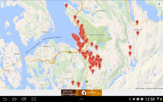 Playgrounds in Bergen screenshot 1