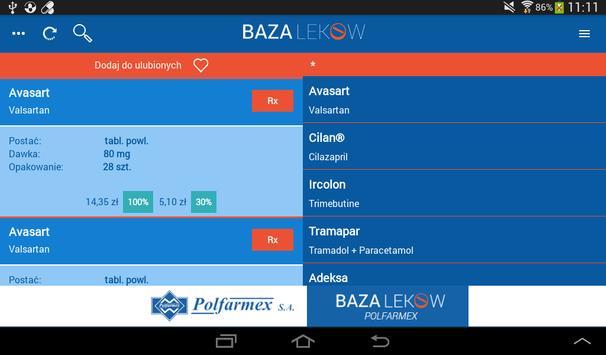 Polfarmex Baza Leków screenshot 21