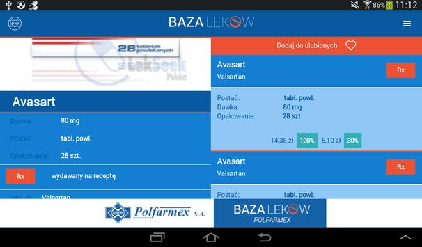Polfarmex Baza Leków screenshot 22