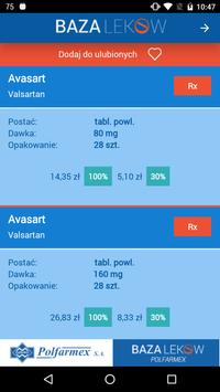 Polfarmex Baza Leków screenshot 2