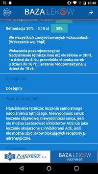 Polfarmex Baza Leków screenshot 5
